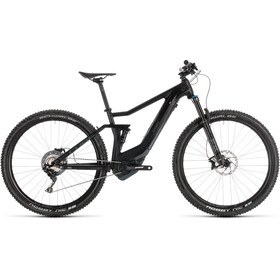 Cube Stereo Hybrid 120 HPC SL 500 KIOX E-MTB Full Suspension black